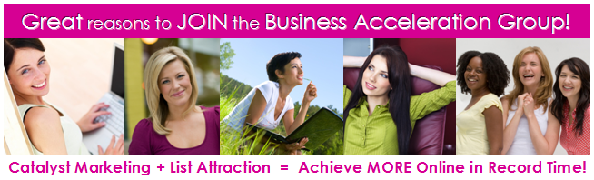 Great Reasons to Join the Business Acceleration Group2